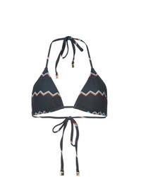 Cynthia Rowley Ziggy Bikini Top