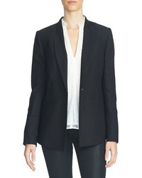 1 STATE 1state Long Crepe Blazer