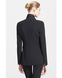 Akris Punto Long One Button Jacket