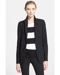 Akris Punto Long One Button Jacket