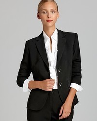 Basler Short Two Button Blazer Bloomingdales