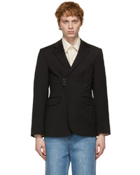 Ader Error Black Blook Blazer