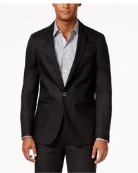 Sean John Black Linen Jacket