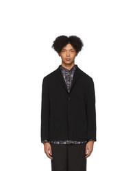 Issey Miyake Men Black Milan Blazer