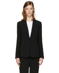 Rag & Bone Black Windsor Blazer