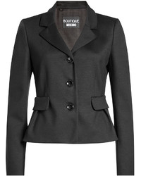 Moschino Boutique Fitted Blazer