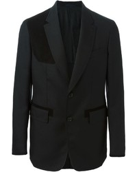 Cerruti 1881 Paris Shoulder Patch Blazer