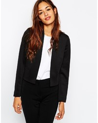Asos Collection Jersey Blazer With Clean Lapel