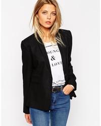 Asos Collection Linen Blazer