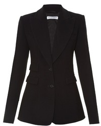 Altuzarra Cornwall Peak Lapel Single Breasted Blazer