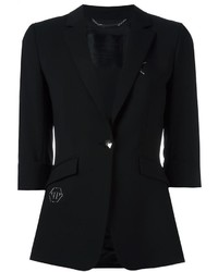 Philipp Plein Embroidered Blazer