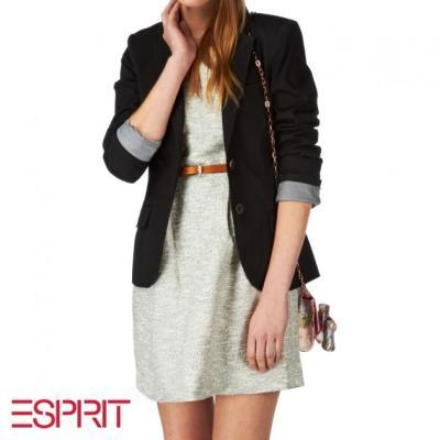 Esprit Blazer Jacket Black