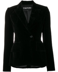 Fitted blazer jacket medium 5145575