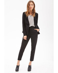 Forever 21 Tailored Woven Blazer