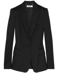 Stella McCartney Iris Wool Twill Blazer