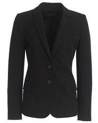 J.Crew Tall Thompson Blazer In Bi Stretch Cotton