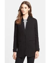 Burberry London Invert Notch Collar Jacket