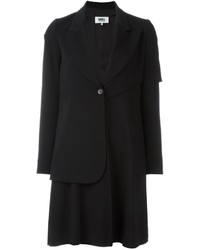MM6 MAISON MARGIELA Layered Sleeves Long Blazer