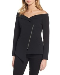 Trouve Off The Shoulder Blazer