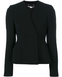 Stella McCartney Peplum Slim Fit Blazer