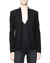 J Brand Ready To Wear Hale Double Layer Blazer