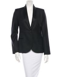 Stella McCartney Shawl Lapel Button Up Blazer