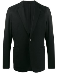 Theory Single Breasted Fitted Blazer