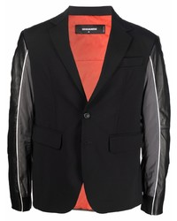 DSQUARED2 Single Breasted Panelled Jacket
