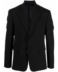 Amiri Single Breasted Suit Jacket
