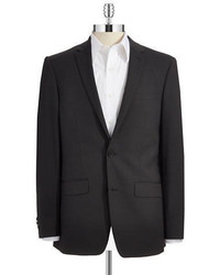 DKNY Skinny Two Button Suit Jacket