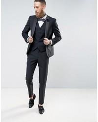 cdf29c294 French Connection Slim Fit Black Shawl Collar Tuxedo Jacket, $119 ...