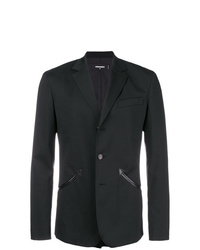 DSQUARED2 Slim Fit Button Blazer