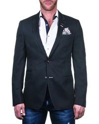 Maceoo Socrate Vipdiamond Shaped Fit Sport Coat