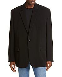 Balenciaga Square Shoulder Jacket
