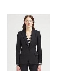 Stella McCartney Wool Blazer Black