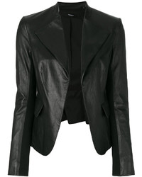 Theory Wide Lapel Blazer