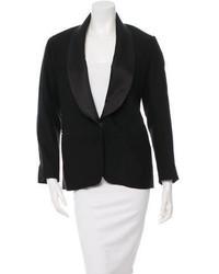 Isabel Marant Wool Shawl Collar Blazer