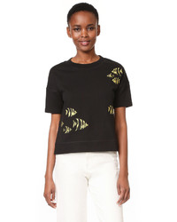 Moschino Boutique Short Sleeve Top