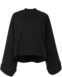 MM6 MAISON MARGIELA Parachute Poplin Top