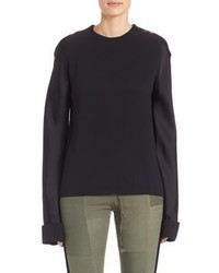 Haider Ackermann Raglan Top