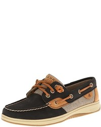 Black boat shoes original 1576239