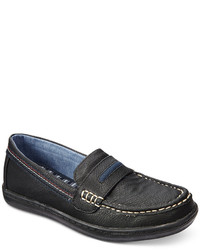 Tommy Hilfiger Boys Or Little Boys Dylan Boat Shoes