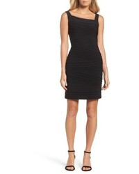 Adrianna Papell Banded Body Con Dress