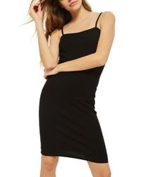 Topshop Body Con Midi Dress