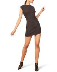 Reformation Lilah Back Keyhole Body Con Minidress