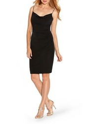 Ruched jersey body con dress medium 1249298