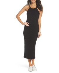 French Connection Tommy Body Con Midi Dress