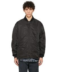 Engineered Garments Black Aviator Jacket