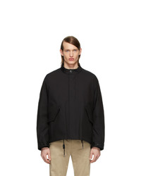 Burberry Black Finchley Bomber Jacket