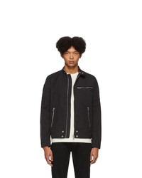Diesel Black J Glory Jacket